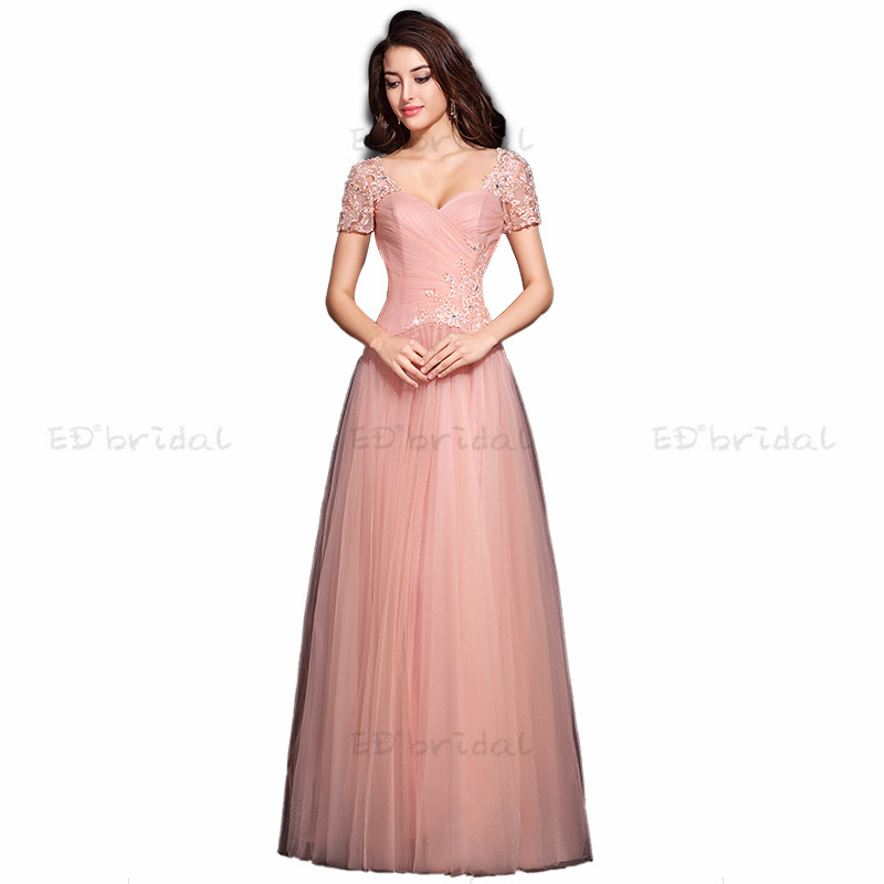Venta al por mayor vestidos cortos formales manga larga-Compre ...