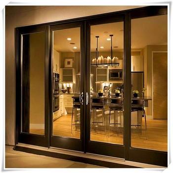 Exterior And Interior Aluminium Sliding French Doors Buy