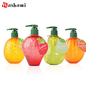 2019 Hot Selling Beauty 24 Hour Care Good Smell Cleaning Liquid Soap Hand Wash