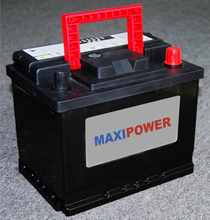 12v170ah Korea design Maintenance Free car battery