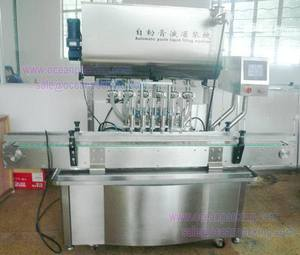 Economic useful iv glucose solution filling machinery