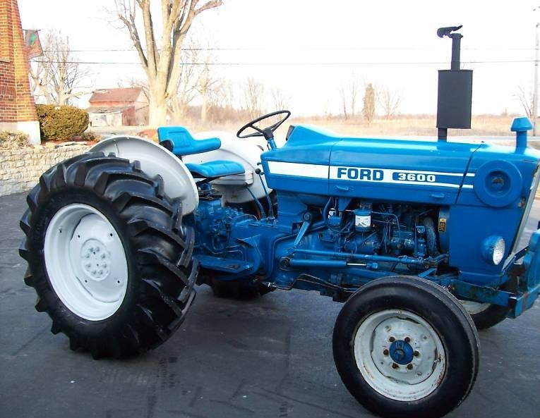 Ford Tractor Hd Images  Wallpaper Images