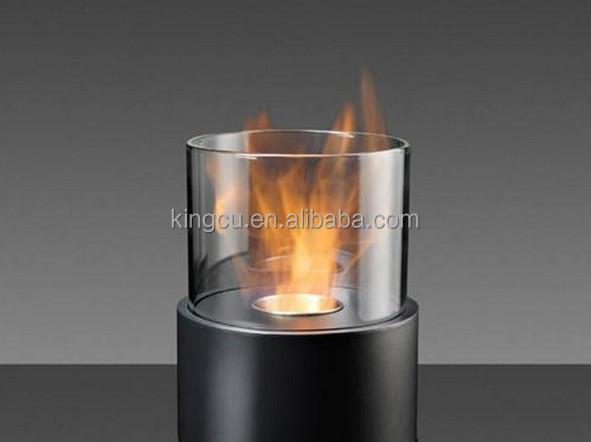 cheminee ethanol gel ou liquide