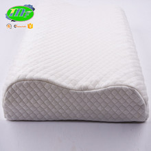 China supplier quality customized color decorative 100% polyester latex pillow case cover