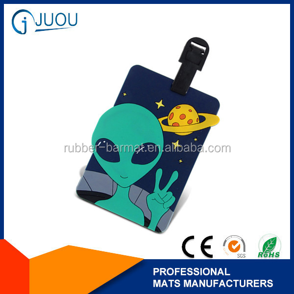 China wholesale waterproof id card luggage tag,luggage tag maker