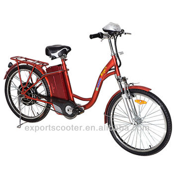 stable electric bicycles for rural two wheelers for india market