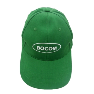 cheap high quality custom baseball cap hats green cotton white flat embroidery comfortable baseball cap