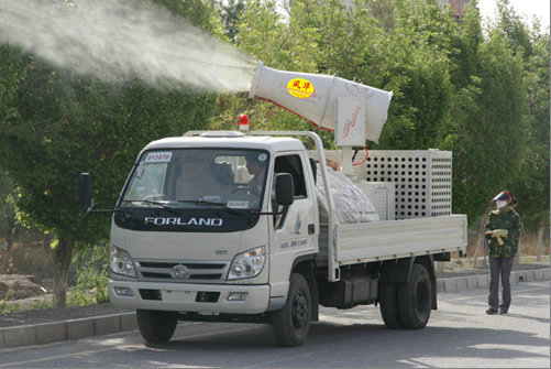 Best quality good reputation fog cannon fogging machine for mosquito control