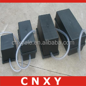 Solar battery box/waterproof battery box/Underground Sealed Solar Battery Box