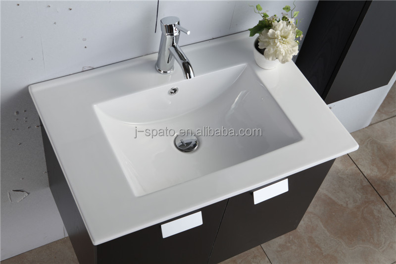 2014 New Style Mdf& Pvc Bathroom Wash Basin Cabinet Witn Single ...