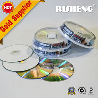 RISHENG blank 8.5 dvd printable /dual layer dvd blanks/dl dvd 10cake