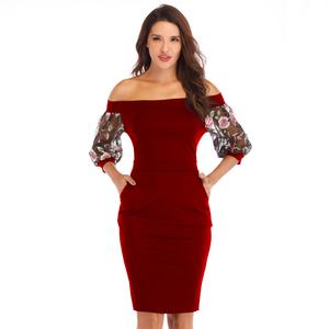 e882ed50214718 Female Casual Dress