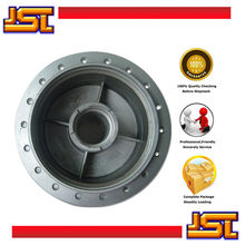 China customized aluminum motorcycle wheel hub with die casting foundry