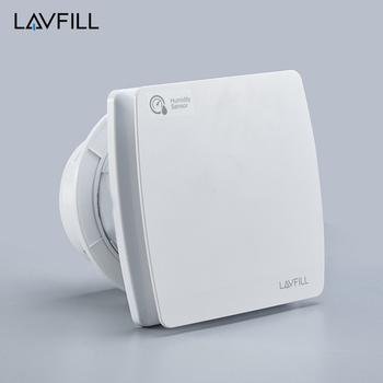 Unique Exhaust Fan Kitchen Air Extractor Ventilation Fan Bathroom Humidity  Sensor