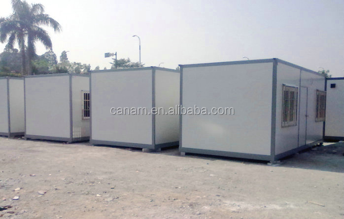 China fast construction container houses/prefab modular tiny home for sale