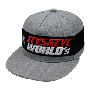 f1d74f2f63c custom fitted hat new deign flat brim cap 6 panel hat snapback