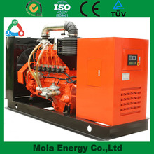 Water-cooled methane gas engine generator for sale