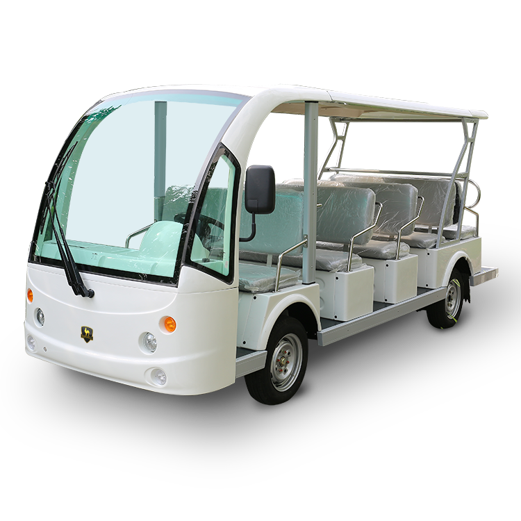 14 Seater Electric Penger Vehicles Dn For With Ce Certificate China