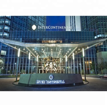 5 star InterContinental Hotel in Singapore