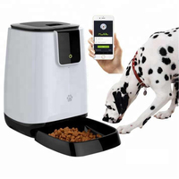 2019 New Smart Wifi Remote Control Microchip Automatic Pet Bowls Feeder