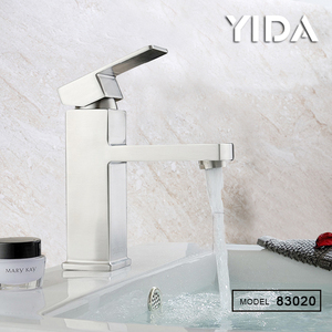 Construction Project Faucets Different Style Saving Water Mixers Taps Chrome Finished Faucet Basin Sink
