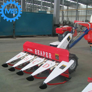 Our patent mini harvester for rice wheat barley soybean/mini reaper