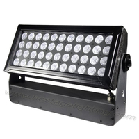Outdoor wash stage light 44*10w RGBW 4in1 waterproof city color led light