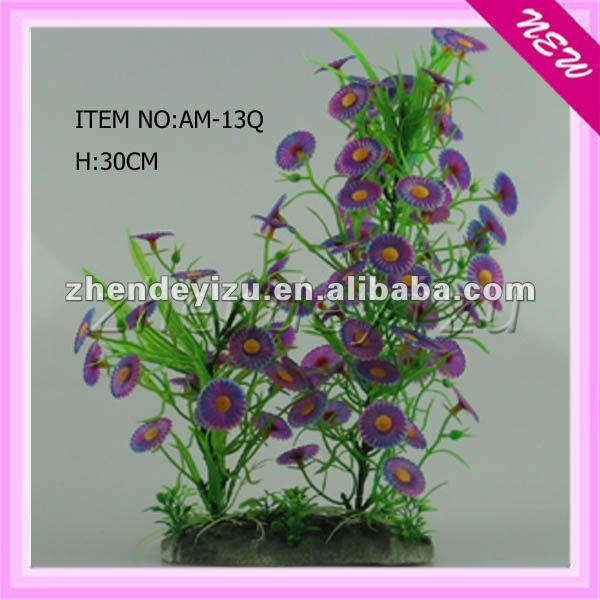 Aquarium Artificial Plants,Decorative Plastic Plants,Aquarium Fake ...
