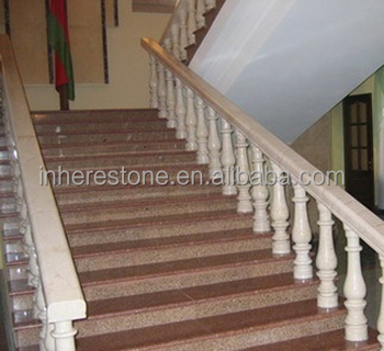 India Granite Stairs Red Stairs Tiles Low Cost Staircase Design