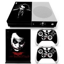 Custom-made skin stickers for Xbox one S different designs decals for Xboxone S # TN-XBS-0064