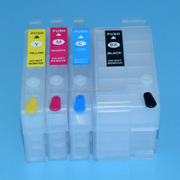 refillable ciss ink cartridges for Epson workforce WF-3620 WF-3640 printers