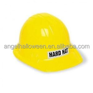 New product halloween hat party plastic fireman hat cheap toy fireman carnival hat CH4069