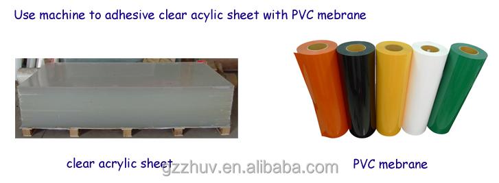 Guangzhou Factory Price Bamboo Texture Acrylic Sheet Price
