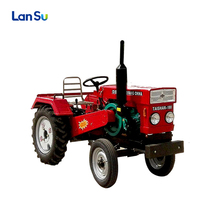 Farm Tractor with competitive price Durable paddy weeder 25 hp tractor