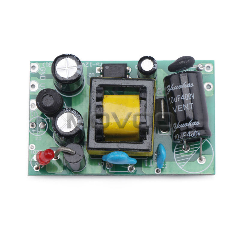 Switching Power Supply AC 90 ~240V 110V/220V to DC 24V 400mA 10W Buck Voltage Regulator/Power Adapter/Driver Module