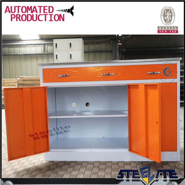 Steelite Modular Sri Lanka Pantry Cupboards With Sink