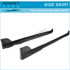 FOR 2001 2002 2003 2004 2005 LEXUS IS300 ALTEZZA SXE10 TR STYLE PU BODY KITS BODYKIT