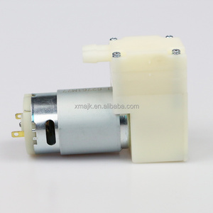 Oil Free Dc 6V 12V 24V 4.0 Lpm Medical Mini Air Vacuum Pump