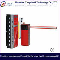 Straight Boom Barrier Parking Automatic Gate Barrier With Smart ...
