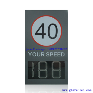 Road Traffic Signs Factory Speed Limit Sign Digital Led Radar Driver Feedback Sign