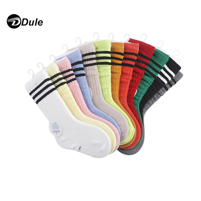 DL-II-1335 girl tube sock wholesale girl tube socks foot girl tube sock