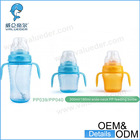 Milk Bottle Baby Milk Bottle Wholesale 270 Ml Wide-neck PP Hands Free Milk Baby Bottle Manufacturers Usa
