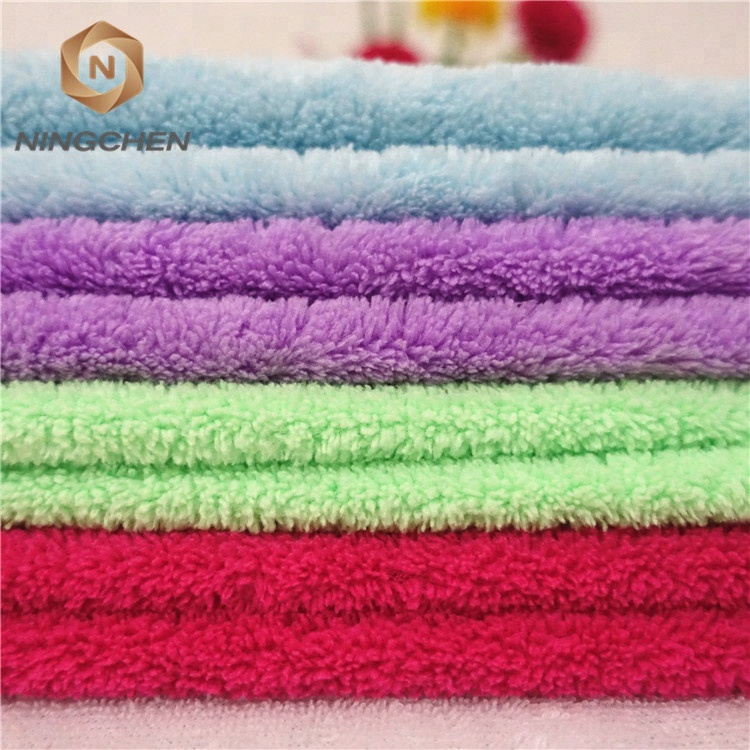 Coral fleece fabric Whole Coral fleece fabric Contact Supplier Chat Now! Hanrunsi Fleece/Coral Velvet Floor Cleaning Towel
