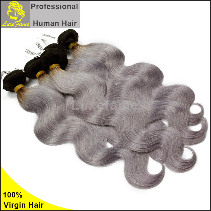 White Hair Extensions Grey Grey Hair Extensions Sale Brazilian Grey