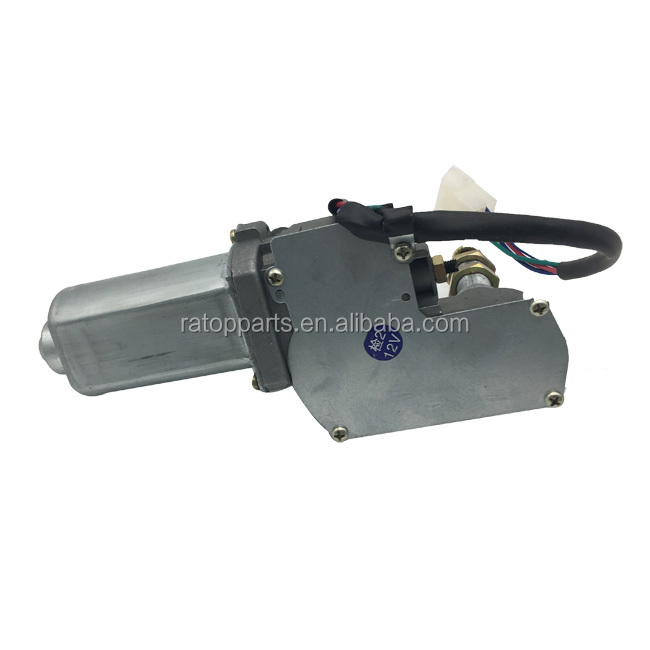 Hot sale excavator parts R60-7 wiper motor specification