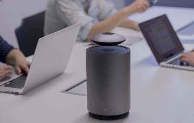 World Only Auto Levitating Speaker with Subwoofer