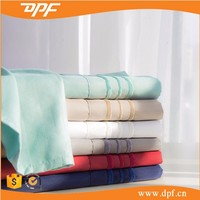 DPF textile embroidered hotel bed sheets sets