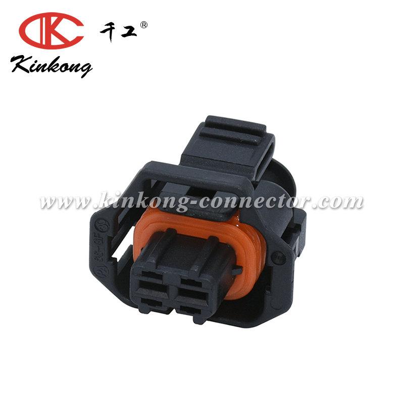 Fuel injection replacement connectors 1 287 013 003 1287013003 FEMALE BOSCH EV1
