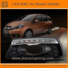 Factory Wholesale LED Daylight DRL for Honda Mobilio Indonesia Hot Selling LED Daytime Running Light for Honda Mobilio