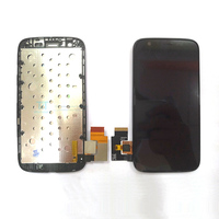 TZT Factory for Motorola G Lcd Display 100% Work Perfectly Phone LCD Display for Motorola Moto G